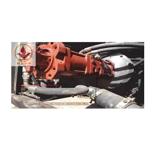Bơm K3V112 lắp máy xúc Hitachi EX200-2, EX200-3